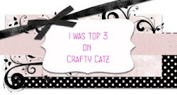 top 3 Crafty Catz challenge nº319
