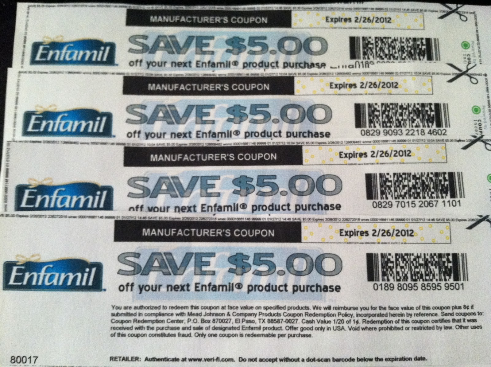 image relating to Enfamil Printable Coupons called Enfamil nutramigen coupon codes 2018 : Victoria magic formula inside retail store
