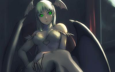 darkstalkers anime