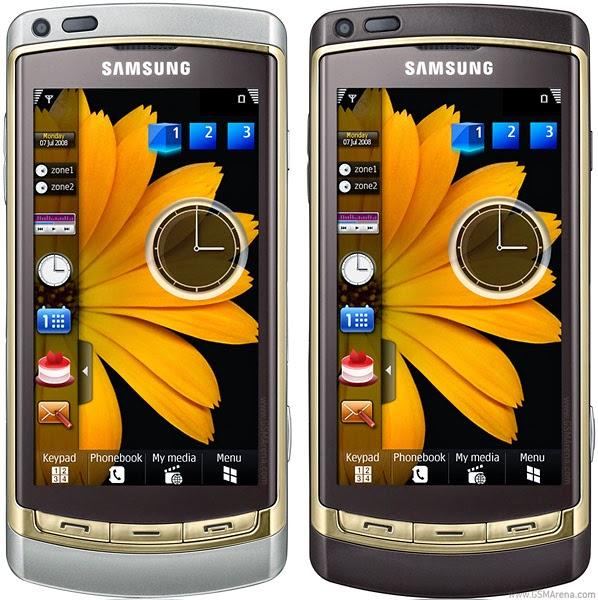 Samsung I8910 Omnia HD Firmwares