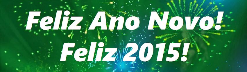 É Ano Novo aqui também em nosso Girassol!