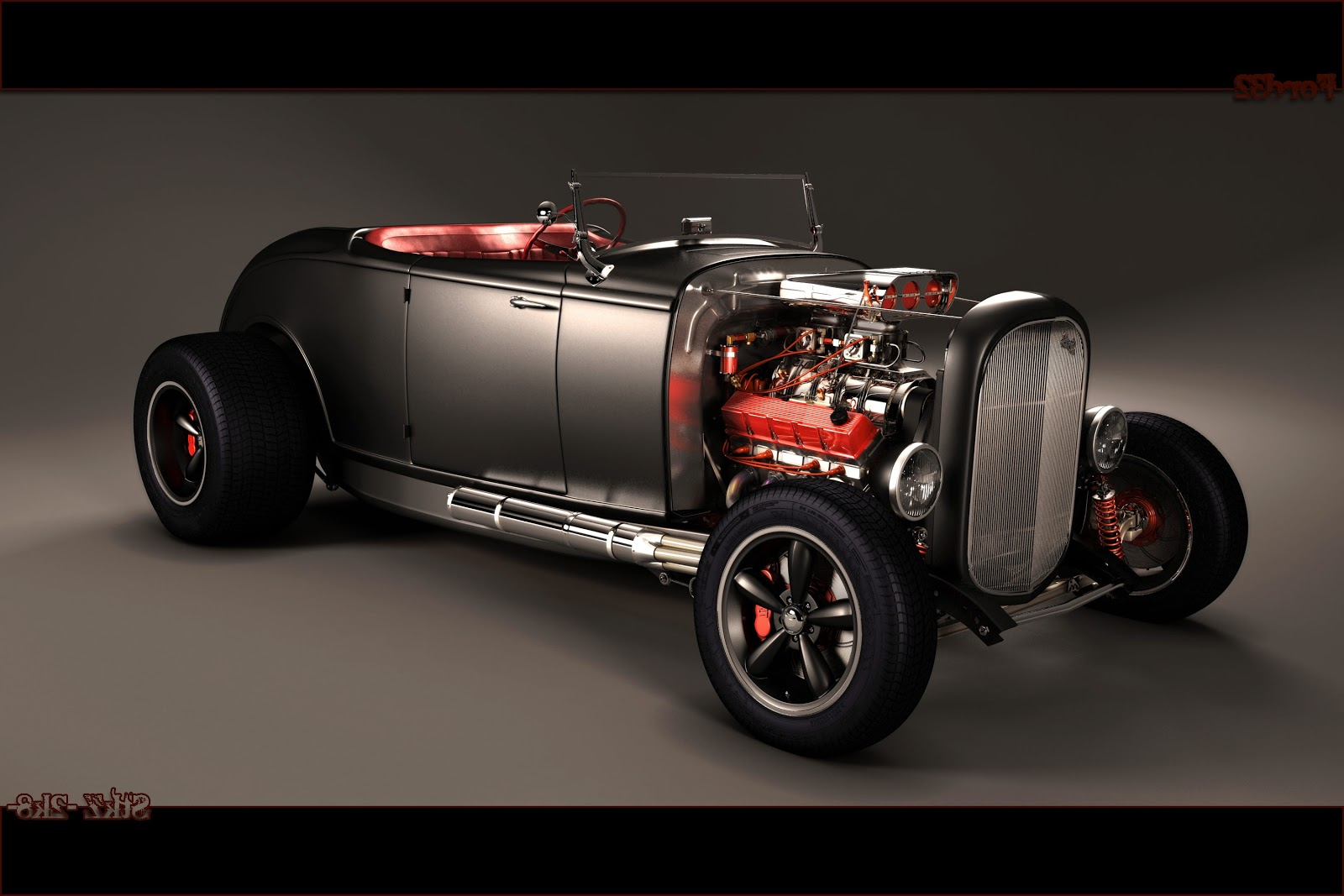 high definition wallpaper club classic ford hot rod wallpapers. Black Bedroom Furniture Sets. Home Design Ideas
