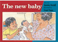 bookcover of THE NEW BABY  by Beverley Randell