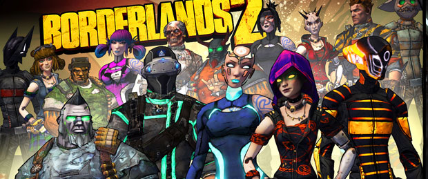 Borderlands 2 Announced for PS Vita