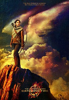 The Hunger Games Catching Fire  2013 Movie Poster