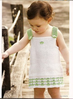 2013 Yazlık Örgü Bebek Kıyafetleri