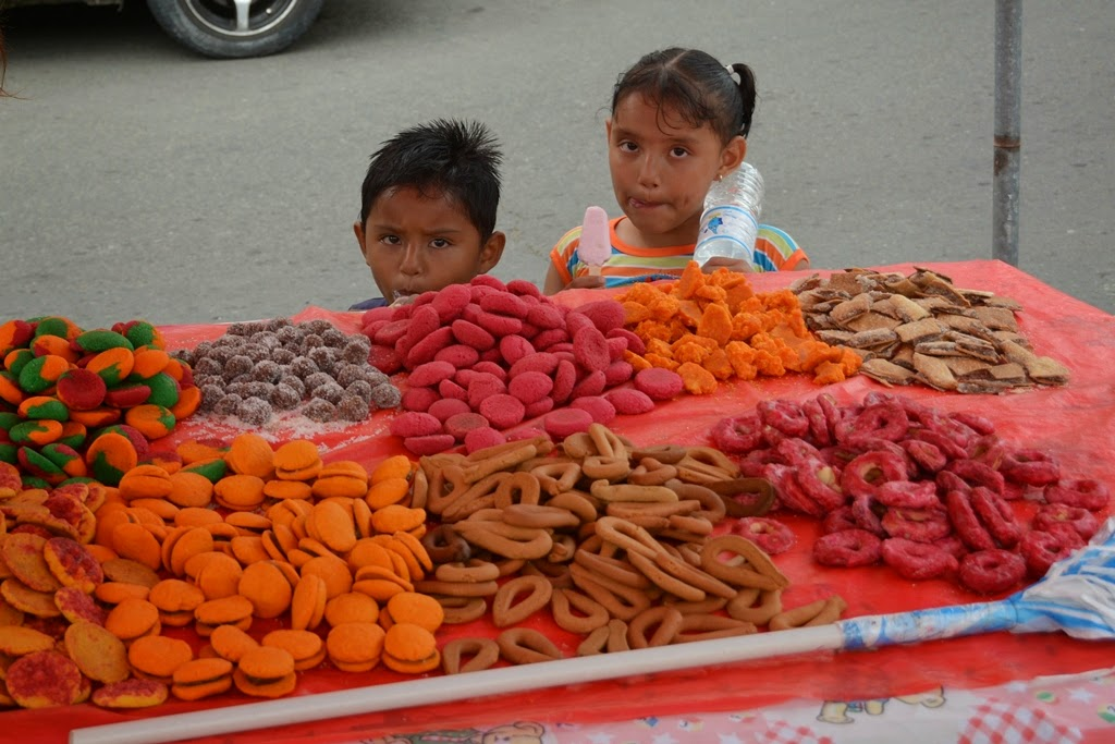 Montecristi candy kids