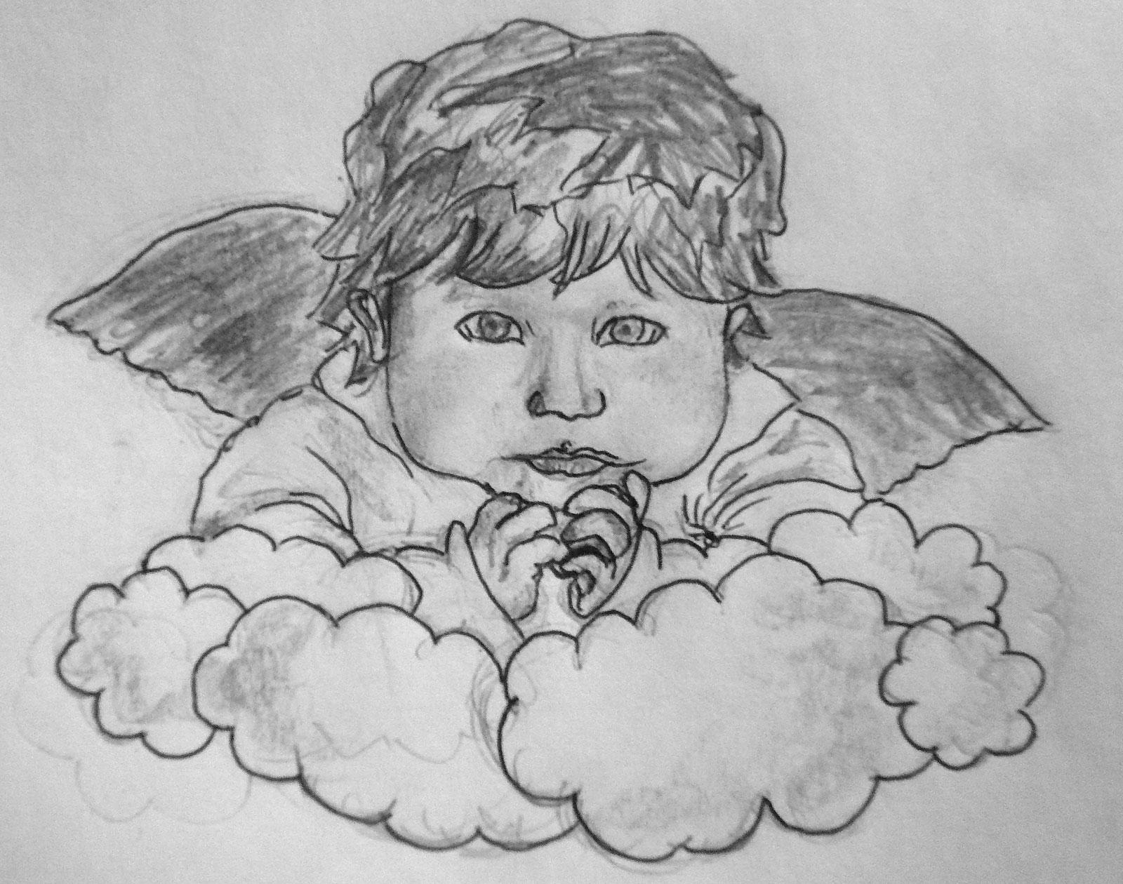6 classic cherub design ideas