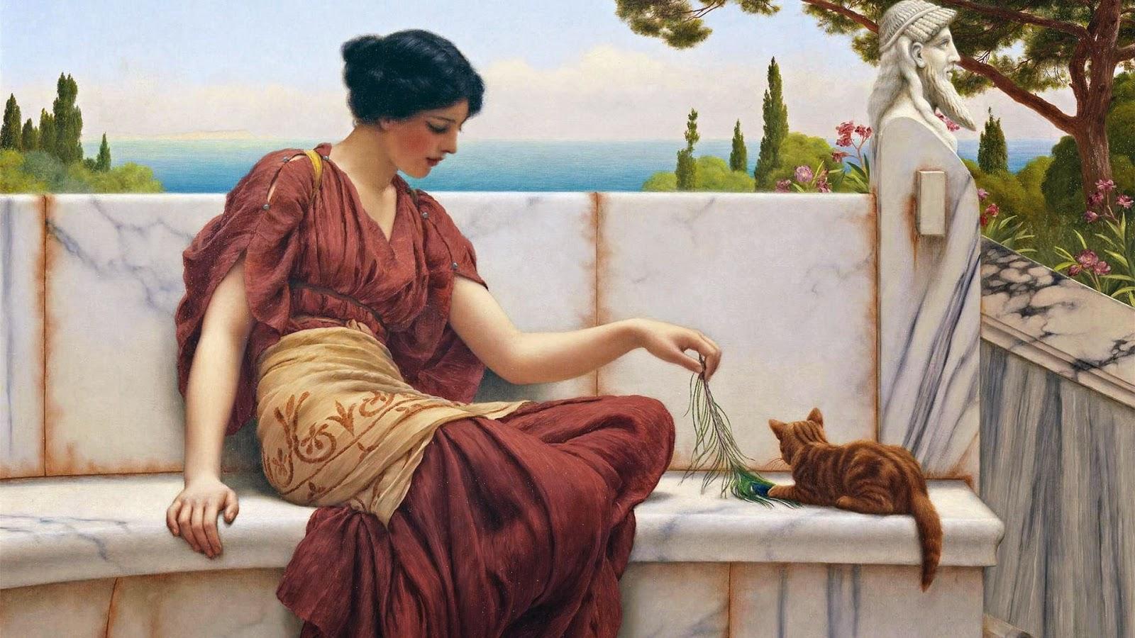 Hasil gambar untuk seni lukis zaman klasik