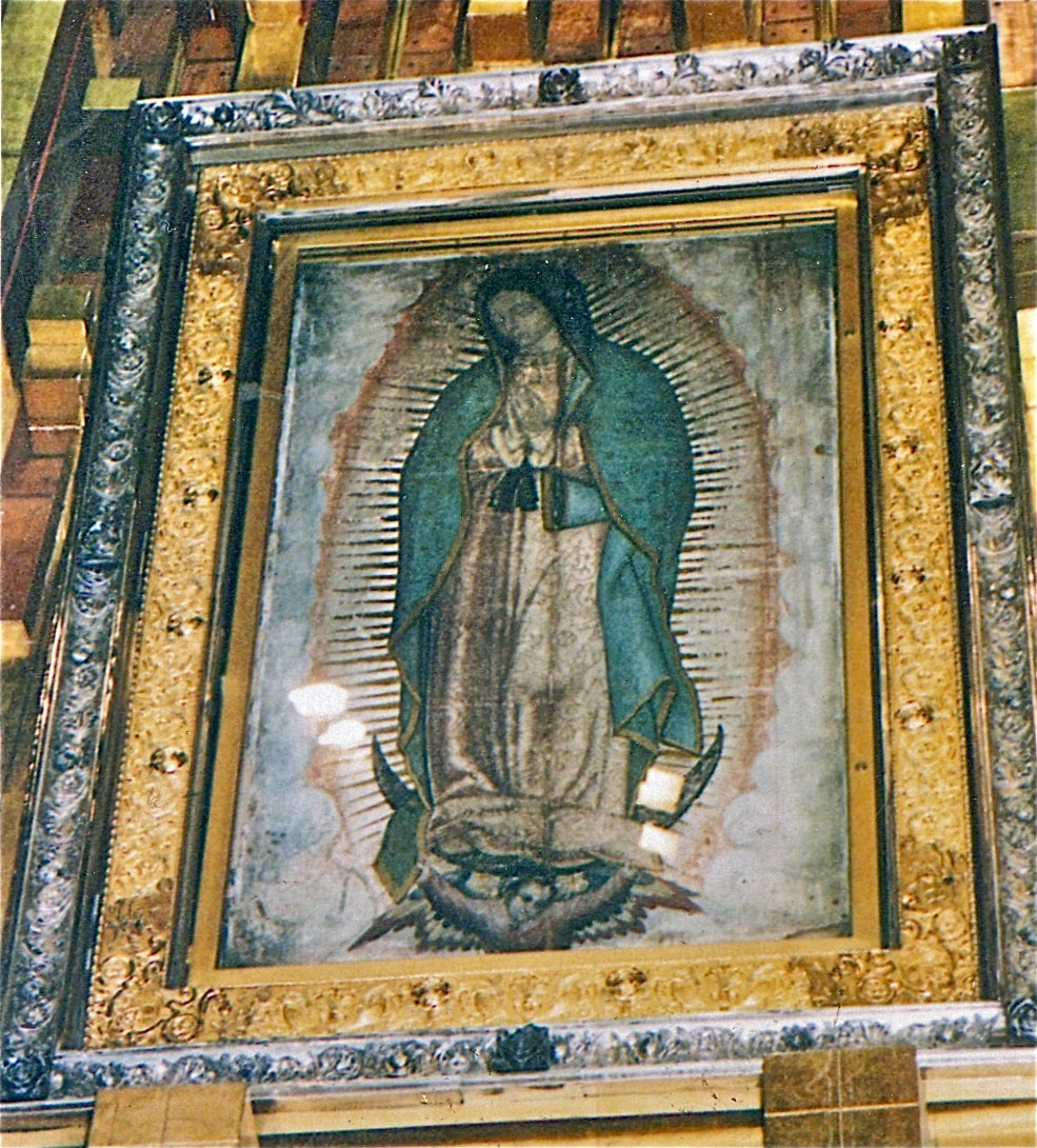 guadalupe latino personals Leave the aztec city for the shrine of our lady of guadalupe, a spanish baroque work of art dating back to the 16th century listen as your guide sheds light on the history and importance of one of latin america's most visited religious sites.