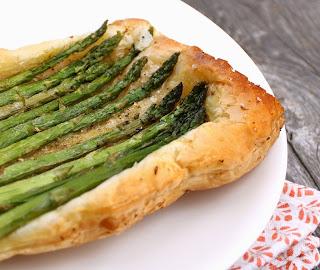Oppskrift Asparges Butterdeig Tapas Vegetartapas Hjemmelaget Vegansk Tapasrett Forrett