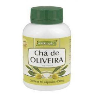 Chá de oliveira emagrece