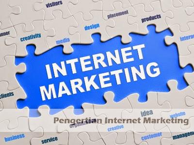 pengertian internet marketing adalah