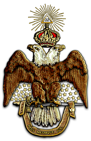 Masonic Symbols 33 Degrees Of The Ancient And