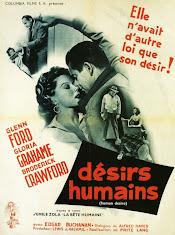 Deseos humanos (1954) Descargar y ver Online Gratis