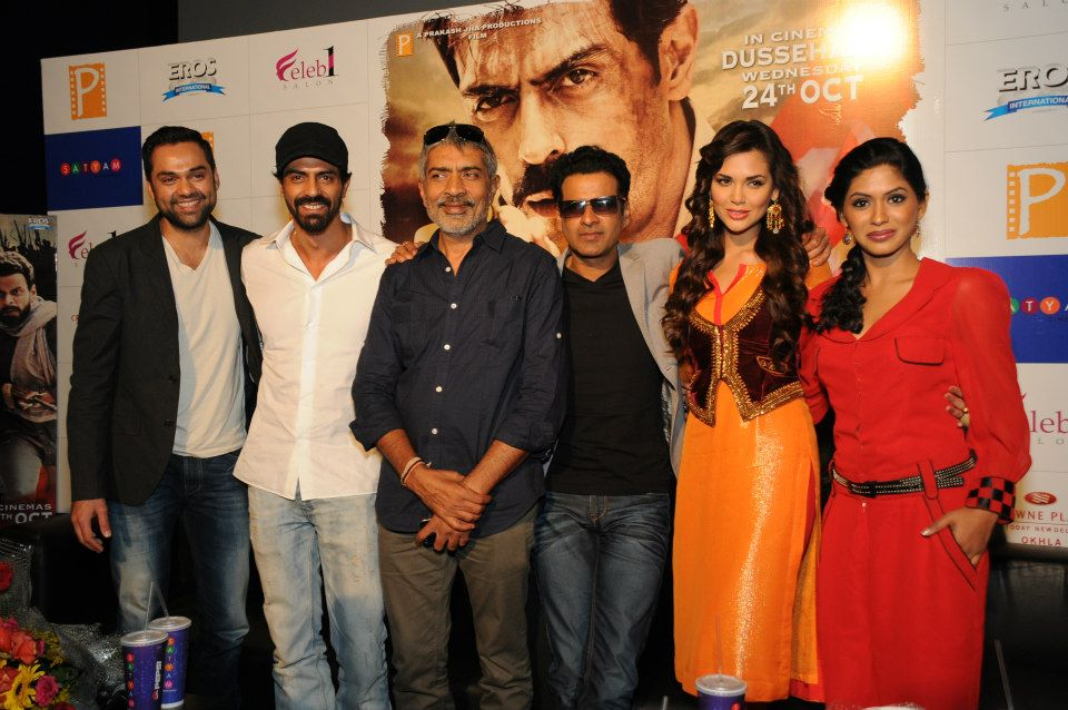 Chakravyuh team in Delhi -2nd day promotion