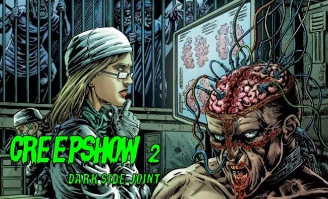 CREEPSHOW #2: Cserkészek, városi legendák, gyilkos bohócok
