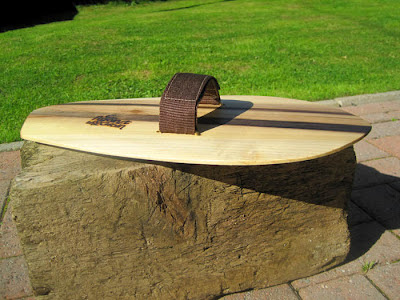 Against-the-Grain handplane