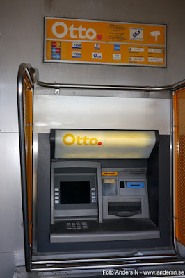 Otto Finsk bankomat