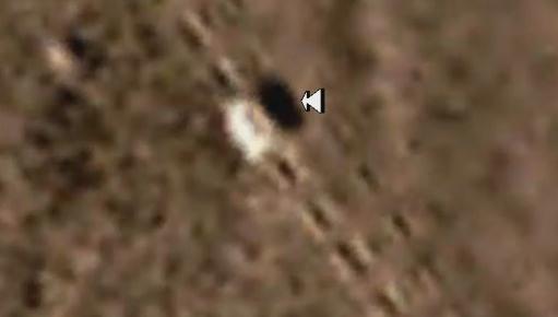 Tecnología Desconocida Sobre Marte