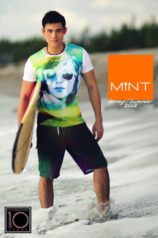 Xian Lim, Mint Spring-Summer 2012 Collection