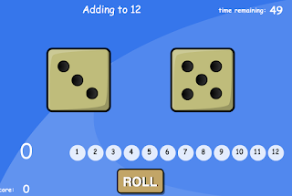 http://www.iboard.co.uk/iwb/Adding-Two-Dice-716