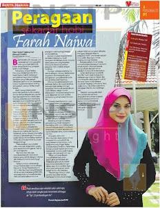Cover Story In Berita Harian