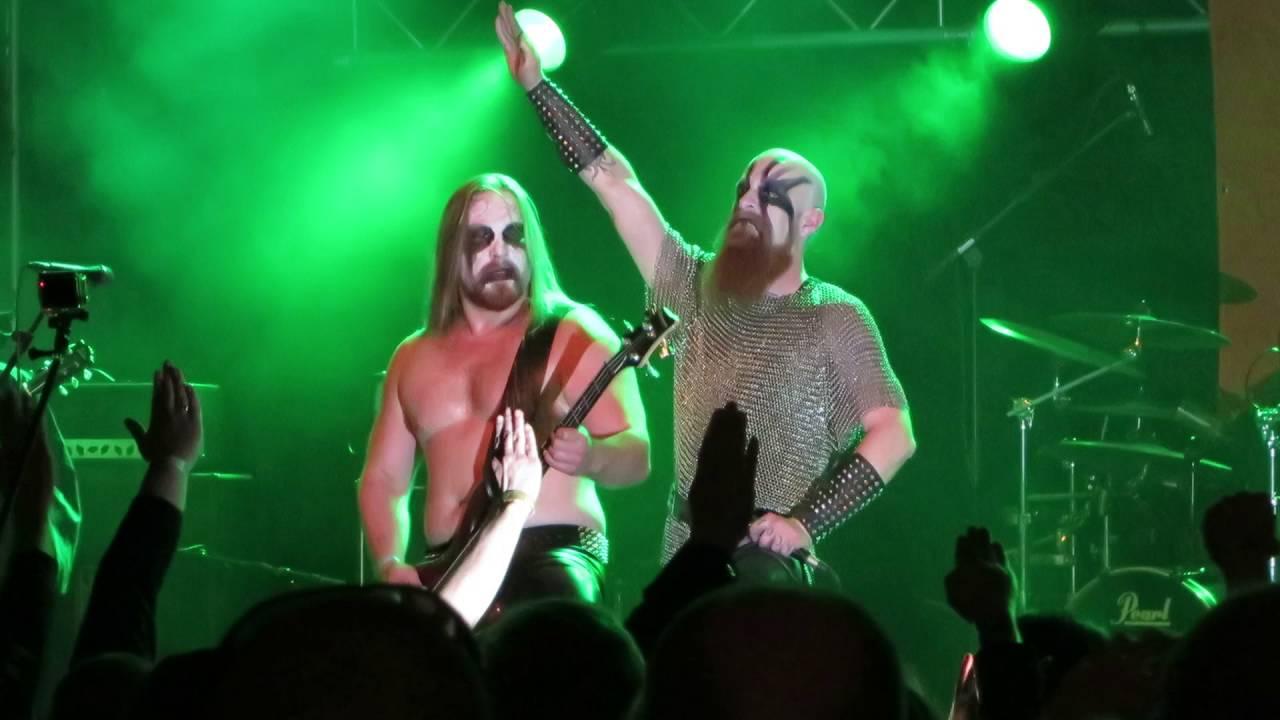 Goatmoon - Valkoinen Maa - Live - Steelfest Open Air 2016