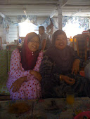 with my mother...:-)