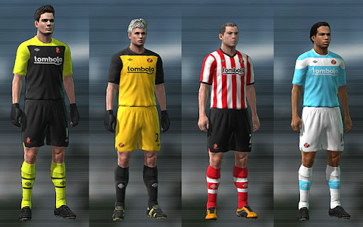 Sunderland 11/12 Kit Set by Nero
