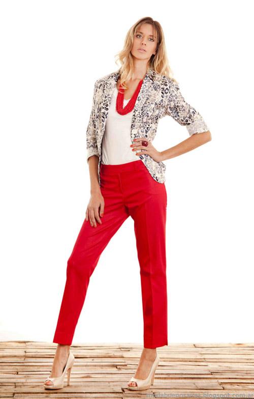 Laura Manrique primavera verano 2013. Ropa moda mujer 2013.