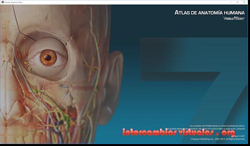 Human Anatomy Atlas v7.4.01 Multilenguaje (Español), Atlas de ...