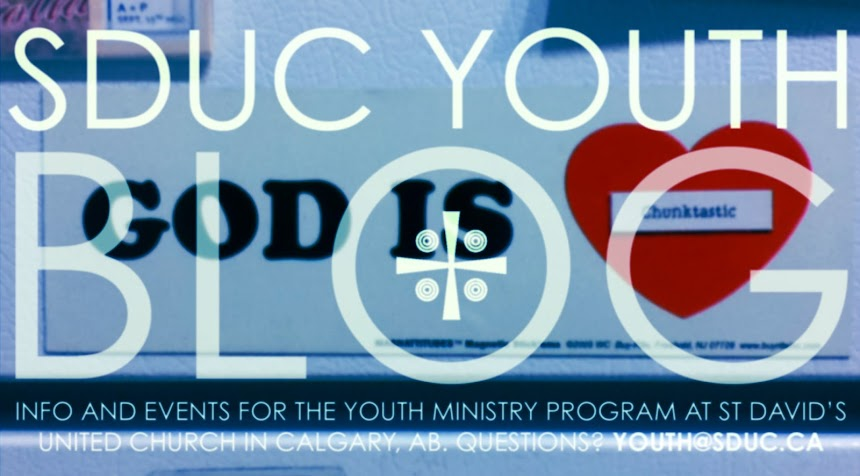 SDUC Youth Blog