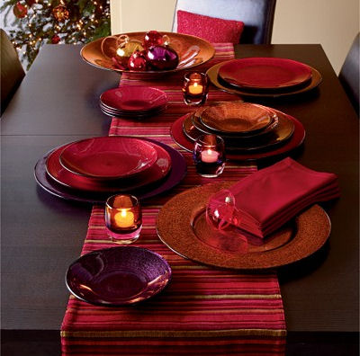 Marrakech Dinnerware from Crate and Barrel - the Italian ...