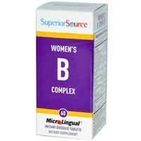 Superior Source B-vitamiinivalmiste