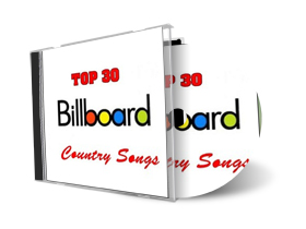 Top 30 Billboard Country Songs