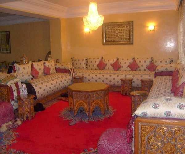 Le journal d\'artisanat marocain: Un salon marocain design moderne ...
