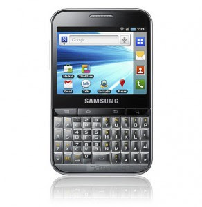 Samsung Galaxy Pro Touchscreen i QWERTY mobitel Android
