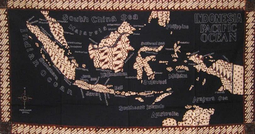 Referensi Baru Asal Mula Batik di Indonesia, Tips Batik, Info Batik, Pola Batik, Desain Batik, Belanja Batik, Batik Semarang, Batik Jayakarta,