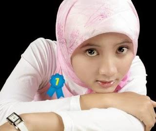 Foto Cewek Cantik Imut Berkerudung Berjilbab
