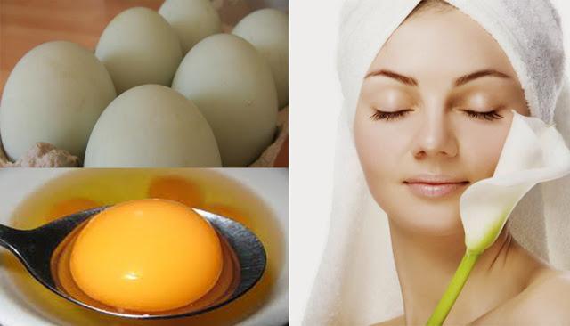 LUAR BIASA...Ternyata Khasiat Telur Bebek Kalahkan Obat dan Alat Kosmetik, Ini Buktinya!