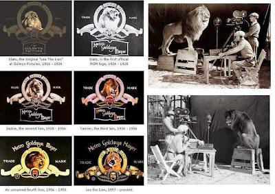 MGM's Roaring Lion Logo