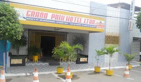GRAND PRIX HOTEL-MACAU/RN * 45 ANOS DE TRADIÇÃO