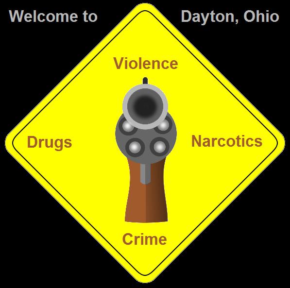 Dayton Crime Scene
