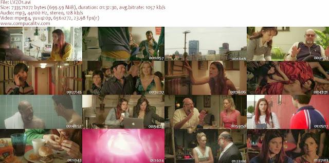 La Voz De Una Generación DVDRip Español Latino