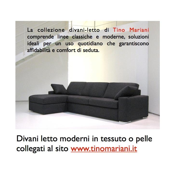 Divani blog tino mariani vendita divani letto di qualit for Svendita divani letto