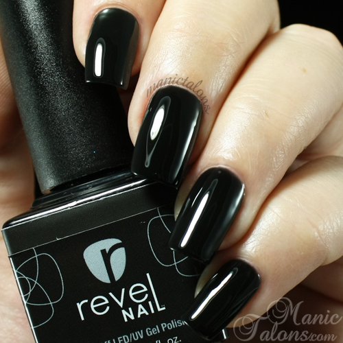Revel Nail Gel Polish Rebel Swatch