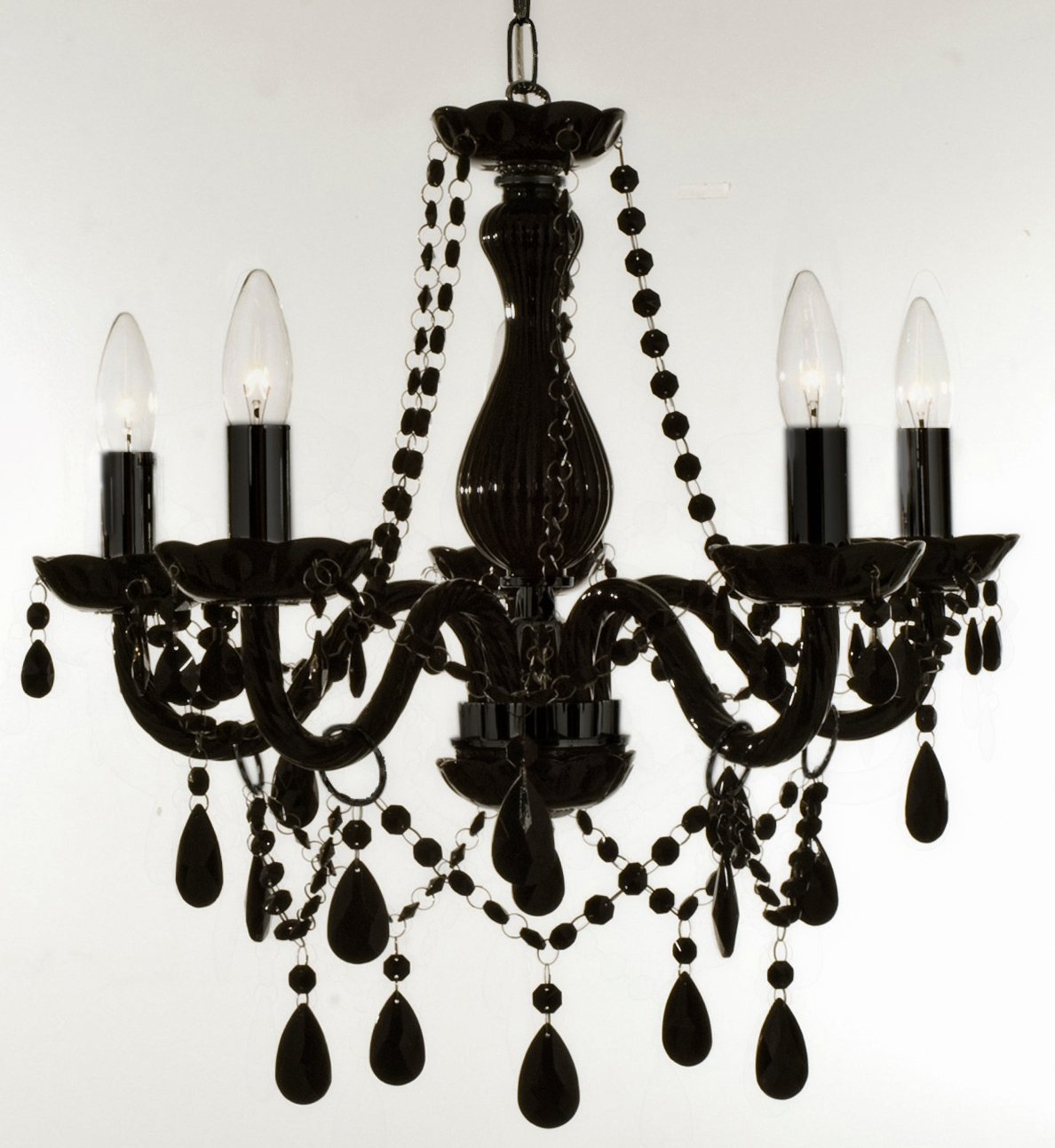 total fab cheap black chandeliers for bedrooms fanciful
