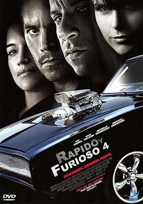 Rapido y furioso 4 / A todo gas 4 (2009) Online