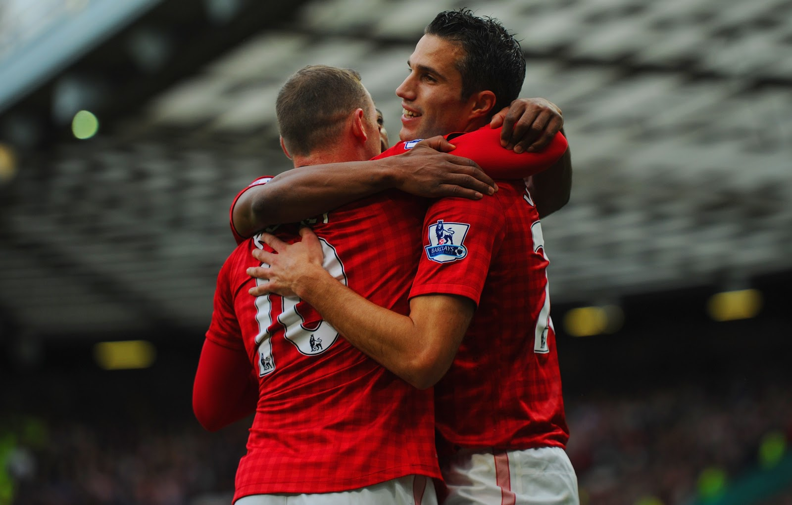 Robin van Persie Wallpapers and Biography | Van Perfect